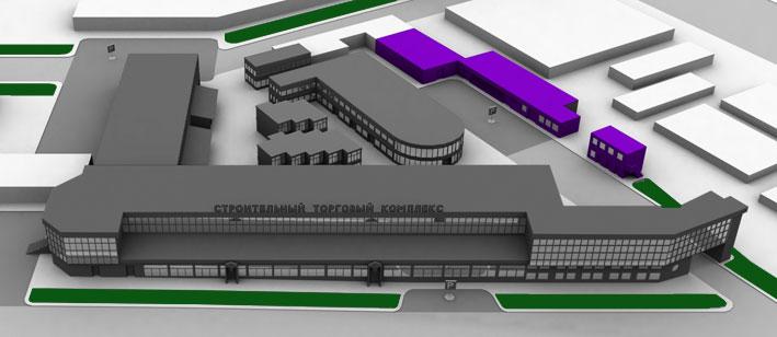 Фиолетовый сектор